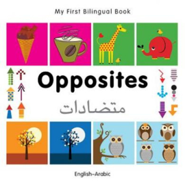 Opposites (English–Arabic)