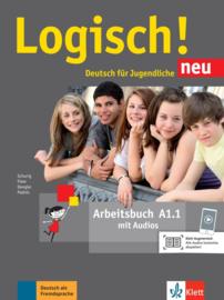 Logisch! neu A1.1 Werkboek met Audio