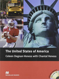 United States of America Reader with Audio CD