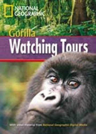 Footprint Reading Library 1000: Gorilla Watching Tours Book With Multi-rom (x1)