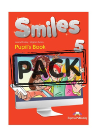 Smiles 5 Pupil's Book With Iebook (international)