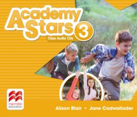 Academy Stars Level 3 Audio CD