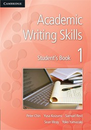 Academic Writing Skills Level 1 Student's Book