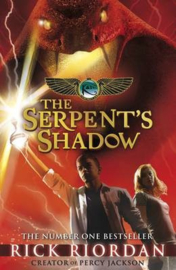 The Serpent's Shadow (the Kane Chronicles Book 3) (Rick Riordan)