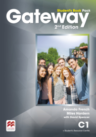 Gateway 2nd edition C1 Student's Book Pack