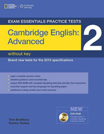Exam Essentials: Cambridge Advanced Practice Test 2 without Key + Dvd-rom