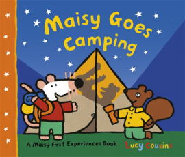 Maisy Goes Camping (Lucy Cousins)