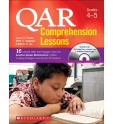 QAR Comprehension Lessons: Grades 4-5
