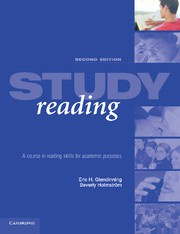 Study Reading Second edition Paperback