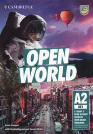 Open World Key Student's Book without Answers with Online Workbook