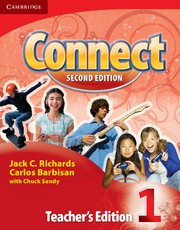 Connect Second edition Level1 Teacher's Edition
