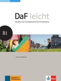 DaF leicht B1 Lerarenboek