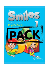 Smiles 1 Pupil's Book With Iebook (& Let's Celebrate) (international)