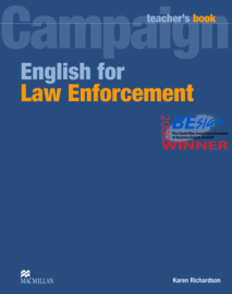 English for Law Enforcement Teacher's Book