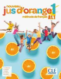 Jus D'Orange Niv.1 Eleve + Dvd 2E Ed.