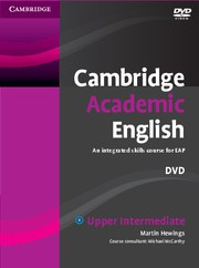 Cambridge Academic English B2 Upper Intermediate DVD
