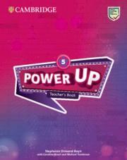 Power Up Level5 Teacher's Book