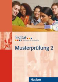 TestDaF Musterprüfung 2 Heft met Audio-CD