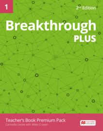 Breakthrough Plus 2nd Edition Level 1 Teacher's Book Pack