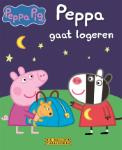 Peppa gaat Logeren (Neville Astley) (Hardback)
