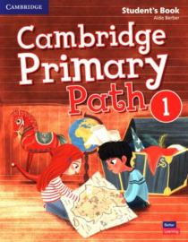 Cambridge Primary Path Level 1 Student's Book with Creative Journal