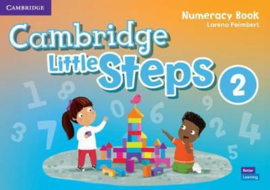 Cambridge Little Steps Level 2 Numeracy Book