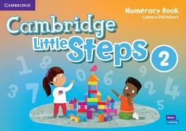 Cambridge Little Steps Level 2 Numeracy Book