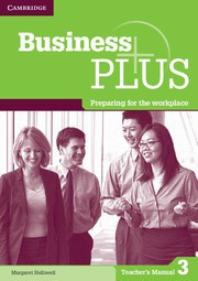 Business Plus Level3 Teacher's Manual