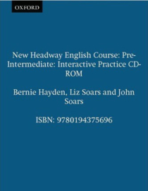 New Headway English Course Interactice Practice CD-ROM: Pre-Intermediate (single user licence)