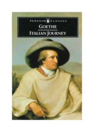 Italian Journey 1786-1788 (Johann Wolfgang Von Goethe)