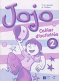 Jojo 2 Activity Book + Song Audio CD