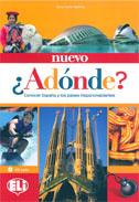 Nuevo Adonde - Book + Audio Cd