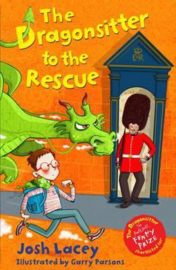 The Dragonsitter to the Rescue (Josh Lacey) Paperback / softback