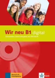 Wir neu B1 digital DVD-ROM