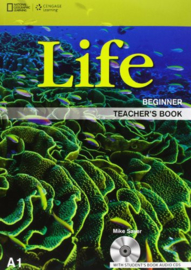 Life Beginner Teacher's Book+audio Cd