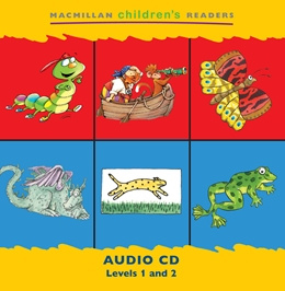 Macmillan Children's Readers Audio CD2 Levels 1 and 2