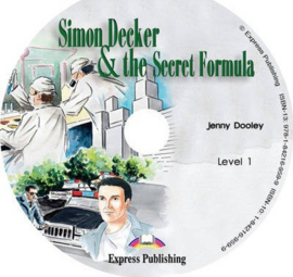 Simon Decker & The Secret Formula Audio Cd