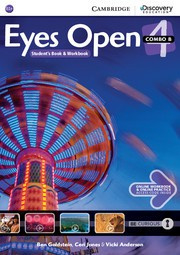 Eyes Open Level4B Combo with Online Workbook and Onine Resources