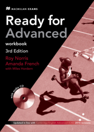 Ready for Advanced (3rd edition) Workbook & Audio CD Pack without Key