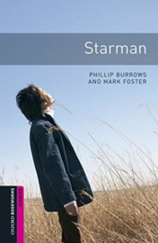 Oxford Bookworms Library Starter Level: Starman Audio Pack