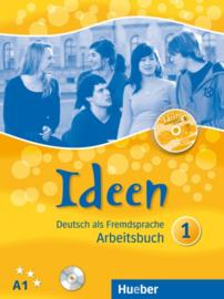 Ideen 1 Werkboek met Audio-CD bij het Werkboek + CD-ROM