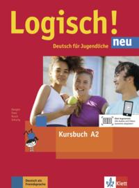 Logisch! neu A2 Studentenboek met Audio