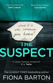 The Suspect (Fiona Barton)