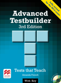 Advanced Testbuilder, 3rd Edition With Key & Audio CD Pack