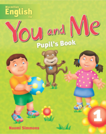 You and Me Level 1 Pupil's Book
