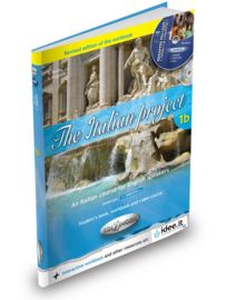 The Italian Project 1B SB + WB + Audio CD + DVD