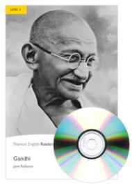 Gandhi Book & CD Pack