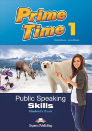 Prime Time 1 Public Speaking Skills Student's Book