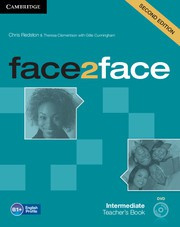 face2face Second edition Intermediate Teacher's Book with DVD