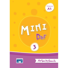 MINI DaF 3 Arbeitsbuch
